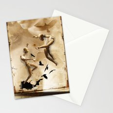 Tarot series: The Lovers Stationery Cards