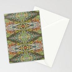 Southwest Victorian Glitch Stationery Cards