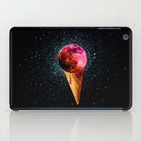 sweet side of the moon iPad Case