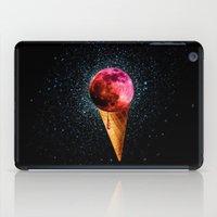 Sweet Side Of The Moon iPad Case