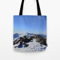 Mt Tallac Tote Bag