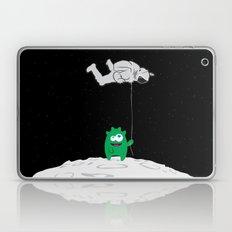 Martian globe Laptop & iPad Skin