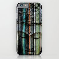 iPhone & iPod Case featuring NEUROMANTICBOUDHA by lucborell