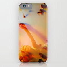 Blooming Colors Slim Case iPhone 6s