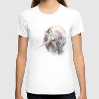 unicorn T-shirts featuring Unicorn by beart24