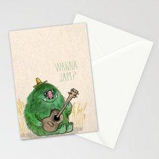 Monster Jam Stationery Cards