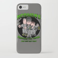 Norman's Paranormal Pest Control iPhone 7 Slim Case