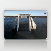 Wharf Walk Laptop & iPad Skin