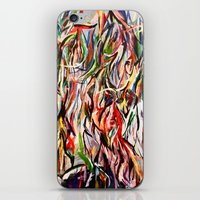 Jumble iPhone & iPod Skin