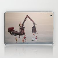 The Shower Laptop & iPad Skin