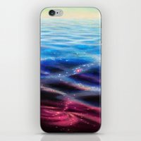 Universe Reflected iPhone & iPod Skin