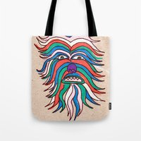 whacky wookie Tote Bag