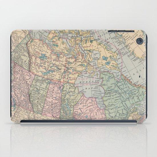 Oh Canada iPad Case