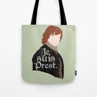 Jamie Fraser Quote Tote Bag
