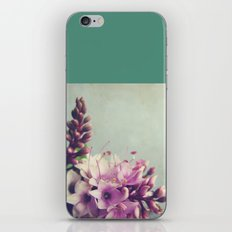 Floral Variations No. 5 iPhone & iPod Skin