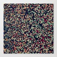 Pixelmania III Canvas Print