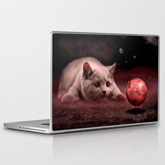 Mouse on Mars Laptop & iPad Skin