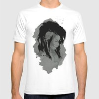 Punk is Dead Mens Fitted Tee White SMALL