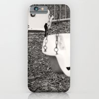 iPhone & iPod Case featuring Swing # 3 by Ashley Marcy