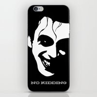No Kidding iPhone & iPod Skin