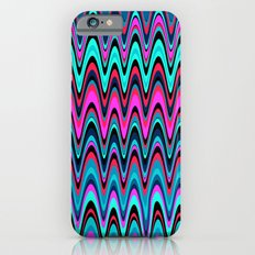 Making Waves Berry Smoothie iPhone 6s Slim Case