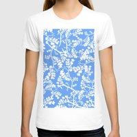 cherry blossom T-shirts featuring Cherry Blossom by Elena O'Neill