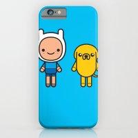 #48 Jake And Finn iPhone 6 Slim Case