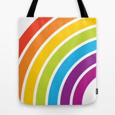 A Rainbow World Tote Bag