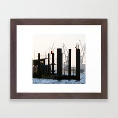 Moin, Moin Framed Art Print