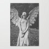 Angel No. 2 Canvas Print