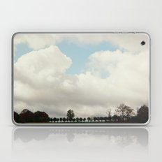 clouds and trees Laptop & iPad Skin