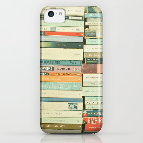 Bookworm iPhone & iPod Case