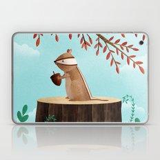 Woodland Friends - Chipmunk Laptop & iPad Skin