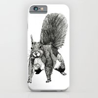 Pesky Squirrel iPhone 6 Slim Case