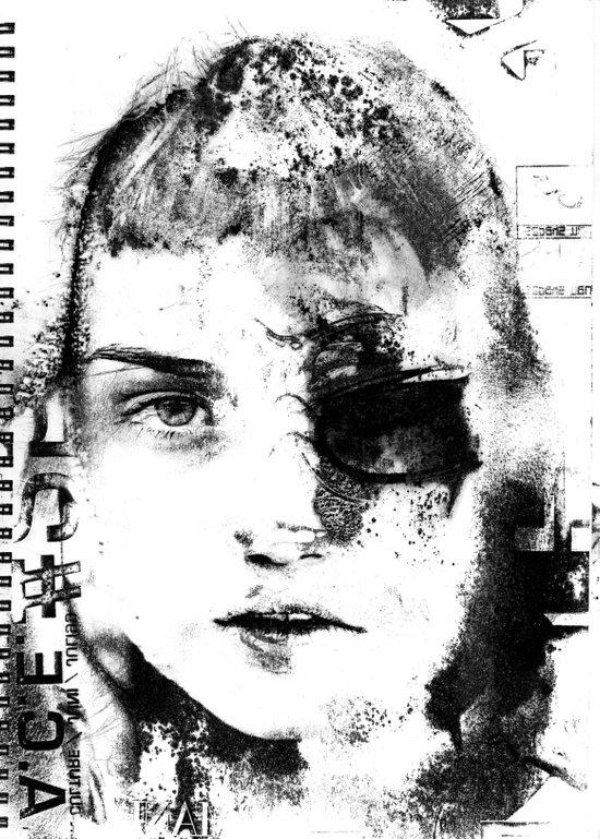 S/HE #3 Art Print