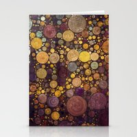 Enchanted Autumn -- Pain… Stationery Cards