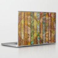 Around The World In Thir… Laptop & iPad Skin