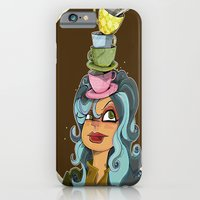 iPhone & iPod Case featuring Tea Tyme Y'all by Urbnpop