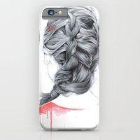 french iPhone & iPod Cases featuring FRENCH  by FunnyTummy