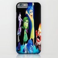 iPhone & iPod Case featuring INSIDE OUT by Acus