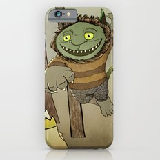 Wild Thing Jumping iPhone 6 Slim Case