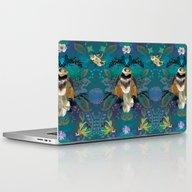 Blissful Birds Laptop & iPad Skin
