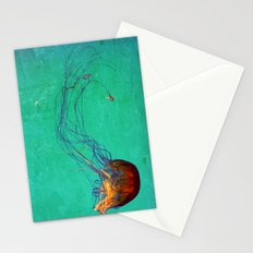 Deep Sea Ballet Stationery Cards