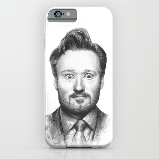 Conan iPhone & iPod Case