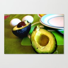 Avocados in Chile Canvas Print