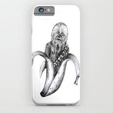 Chewbacca banana iPhone 6 Slim Case
