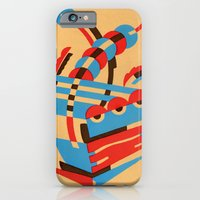Art Deco 9 Pattern iPhone 6 Slim Case