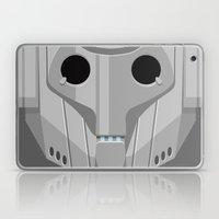 Cyberman - Doctor Who Laptop & iPad Skin
