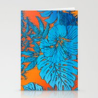 Tropical Soul Setting Stationery Cards