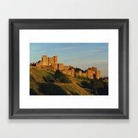 Dover Castle Framed Art Print